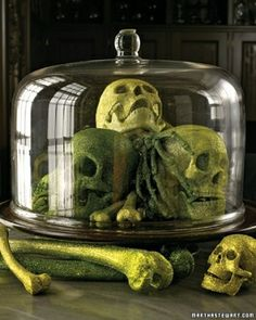 Great halloween centerpiece by Janny Dangerous