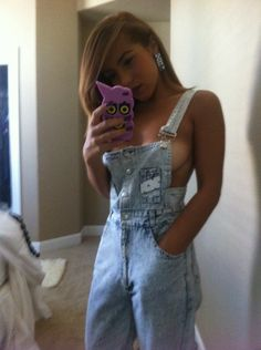 overall girls 600 7 Sexy overalls always hold up Photos) Jeans Jumpsuit, Denim Overalls, Denim Jeans, Pants, Sexy Cowgirl, Club Party Dresses, Petite Women, Hot Outfits, Anime Girls