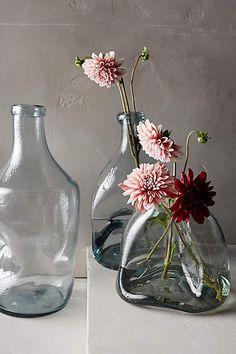 Pinched Glass Vase - anthropologie.com #anthrofave #anthropologie