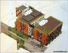 Coliving Cresce: hum Desenvolvimento cama 230 los SF | Grupo de Desenvolvimento Open Door