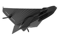 【世界のドローン11】超軽量で耐久性の高いカーボン製紙飛行機型ドローン「Carbon Flyer」 | TS World部 | デジカルCOLUMN | 明日をちょこっとHAPPY!にするデジカル系情報マガジン TIME&SPACE(タイムアンドスペース)