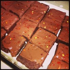 Lyndsey Little Treasures: Chocolate Chilli Cake Bake - Slimming world style!