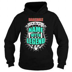 Awesome Tee Team RAGSDALE name myth legend tee shirts T shirts