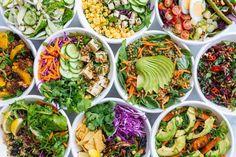 13 trucos para que tus ensaladas sean más tentadoras Tempeh, Cilantro, Quinoa, Hummus Salad, How To Treat Pcos, Polycystic Ovary Syndrome Pcos, Avocado Spread, Pita Sandwiches, Cucumbers And Onions