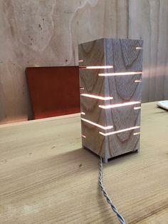Modern desk lamp by BLworkshop on Etsy