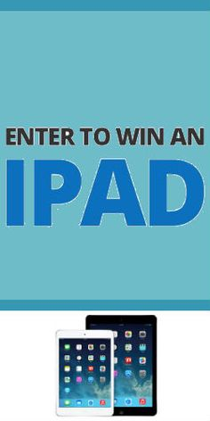 Enter with #Piller's for your chance to #win 1 of 3 #iPads