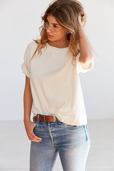 Shop the BDG Boston Oversized Ringer Tee and more Urban Outfitters at Urban Outfitters. Read customer reviews, discover product details and more.