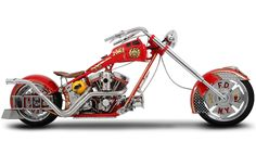 OCC -   Fire Bike