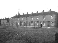 1940s terraced houses