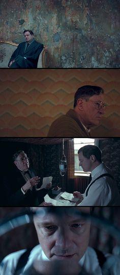 The Kings Speech, directed by Tom Hooper (2010).