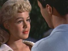 'There's No Such Thing As The Next Best Thing To Love'- James Darren (and Sandra Dee) in 'Gidget'