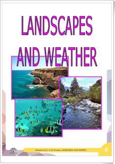 "Unidad 5 de Social Science de 4º de Primaria: ""Landscapes"" Social Science, Pdf, Teaching, Landscape, Socialism, Teaching Resources, Unity, United States, Learning"