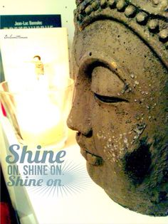 shine on with love & light. <3