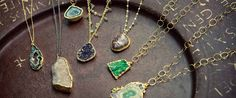 love these necklaces gimee gimee gimee