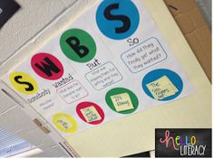 """Hello Literacy: Embracing Tier 2 [in the RTI process] and all the mCLASS Sweeties with Yellow Dots - """"ORF Me!"""""""