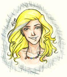 Annabeth Chase. [x]