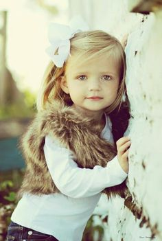 Precious in fur