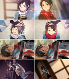 pixiv is an illustration community service where you can post and enjoy creative work. A large variety of work is uploaded, and user-organized contests are frequently held as well. Manga Anime Girl, Sad Anime, Manga Art, Anime Art, Touken Ranbu, Bleach Anime, Basara, Sad Art, Anime Comics