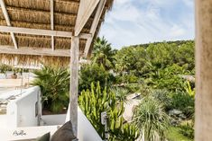 PURE HOUSE IBIZA is an amazing Boutique and Lifestyle Hotel in Ibiza island in Spain. Just a Paradise if you asking from me. Porches, Ibiza Style Interior, Ibiza Island, Hotel Ibiza, Stone Cottages, Villa, Small Room Design, Outdoor Spaces, Outdoor Decor