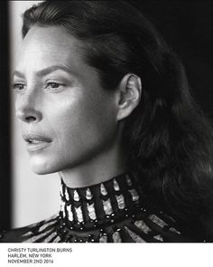 Women ELLE loves: Christy Turlington shot by David Sims for the Valentino SS 17 Campaign. Excited for tomorrow's show. #valentino #christyturlington #christyturlingtonburns #campaign #ellegermany #fashion @maisonvalentino @camilladinapoli @astrid_doil  via ELLE GERMANY MAGAZINE OFFICIAL INSTAGRAM - Fashion Campaigns  Haute Couture  Advertising  Editorial Photography  Magazine Cover Designs  Supermodels  Runway Models