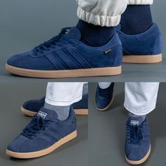 @sizeofficial exclsuive Adidas Tobacco GTX 'Tabac' in blue 💙🔥