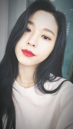 - seolhyun uploaded by 𝓂𝒶𝓃𝒹𝓎 on We Heart It Seolhyun, Snsd, Jimin, Kim Seol Hyun, Promotional Model, Fnc Entertainment, Girls Gallery, Korean Makeup, Korean Actresses