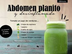 p/jugo-de-verduras-para-abdomen-plano-habitos-health-coaching delivers online tools that help you to stay in control of your personal information and protect your online privacy. Smoothies Detox, Juice Smoothie, Detox Drinks, Healthy Smoothies, Healthy Drinks, Smoothie Recipes, Drink Recipes, Nutrition Drinks, Healthy Juices