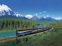 I would like to take a train trip from Calgary to Vancouver