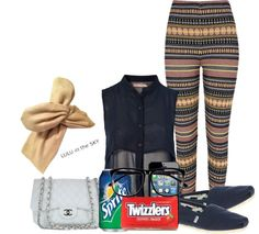 """Untitled #58"" by kayladevechelle-anonxx ❤ liked on Polyvore"