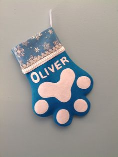 DIY Christmas stockings for animals For the pets Pinterest