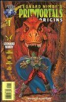 Primortals Origin #1 cover, in EricDelos Santos's ARTHUR ADAMS - Independent Comic Art Gallery Room - 67229