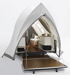Opera House by Axel Enthoven.  Let's go camping!!