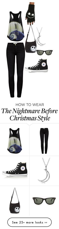 """The Nightmare Before Christmas"" by abigailduff on Polyvore"
