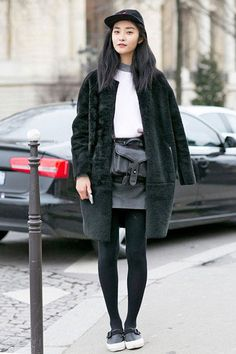 Winter Dress #ParisComing Daliy LookBook 15.01.13