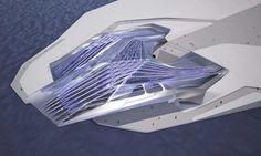 TOM WISCOMBE ARCHITECTURE - Freshwater Plaza: