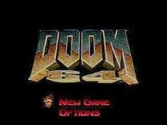 Old school video games: DOOM 64 Repin if you remember!
