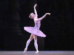 Marianela Nunez as the Lilac Fairy - Sleeping Beauty