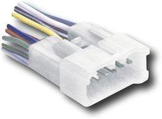 Metra - Wiring Harness for 1995 - 2003 Suzuki Vehicles - White, 70-7992