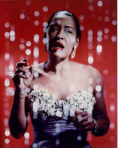 "Billie Holiday 10"" x 8"" Promo Photograph no 5"