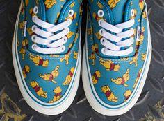 "Vans OG Authentic LX ""Winnie the Pooh"""