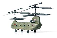 99.00$  Watch now - http://alisgj.worldwells.pw/go.php?t=32788869045 - High Quality Toys S026G Chinook Drone Helicopter Drone Ship Model of He Simulation 99.00$