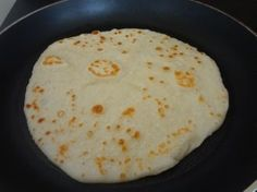 Jogurtové chlebové placky (fotorecept) - obrázok 4 Brownie Cookies, Pizza, Pancakes, Breakfast, Ethnic Recipes, Food, Hampers, Morning Coffee, Pancake