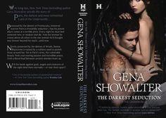 The Darkest Seduction~ Gena Showalter