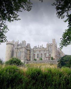 Arundel Castle, West Sussex.