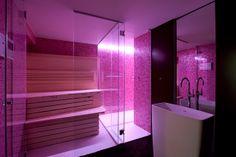 spa wellness interior penthouse feature idea