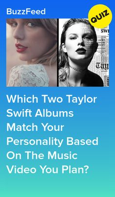Which Two Taylor Swift Albums Match Your Personality Based On The Music Video You Plan? Taylor Swift Quiz, Taylor Swift Music Videos, Taylor Swift Speak Now, Taylor Swift Fearless, Taylor Swift Album, Fun Quizzes, Random Quizzes, Taylor Swift Delicate, Cheating Boyfriend