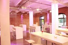 2C Spreequartier | Showroom & Konferenzraum Berlin