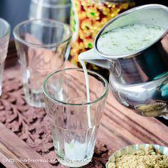 Herbivore Cucina: Paan Shots | Gulkand Paan Milkshake