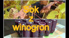 winogronowy sok - multiwitamina