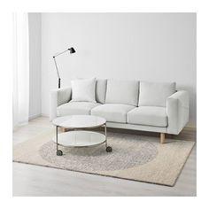 SKARRESÖ Tapis, poils hauts  - IKEA